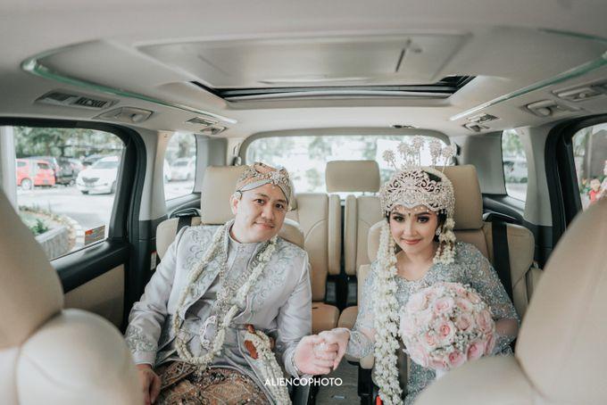 GEDUNG ANTAM WEDDING OF WINNIE & ANAS by alienco photography - 024