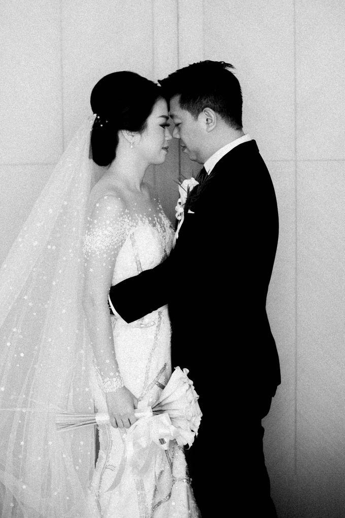 Raymond & Vanie Wedding Day by Keyva Photography - 025
