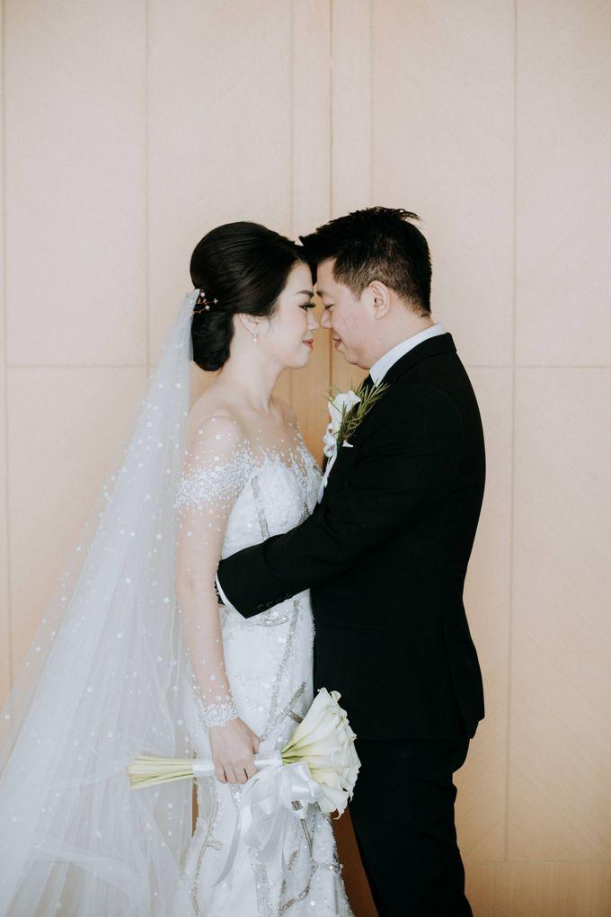 Raymond & Vanie Wedding Day by Keyva Photography - 036