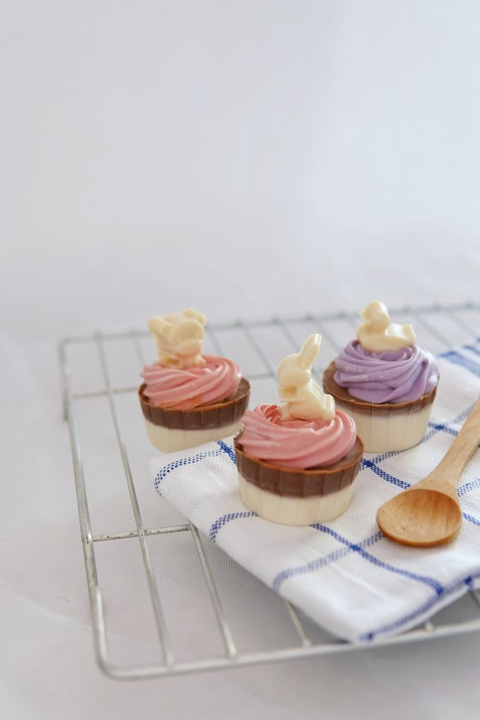 Cupcake Natural Handmade Soap by Jollene Gifts - 010