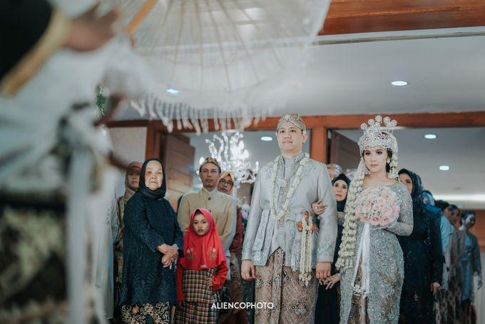 GEDUNG ANTAM WEDDING OF WINNIE & ANAS by alienco photography - 026