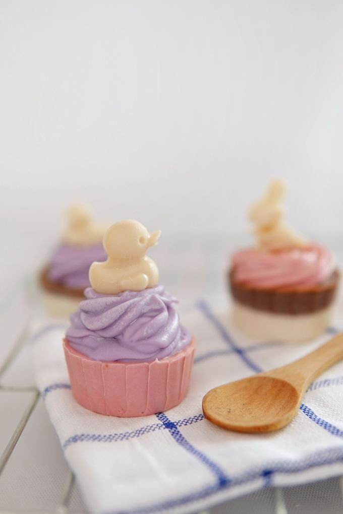 Cupcake Natural Handmade Soap by Jollene Gifts - 011