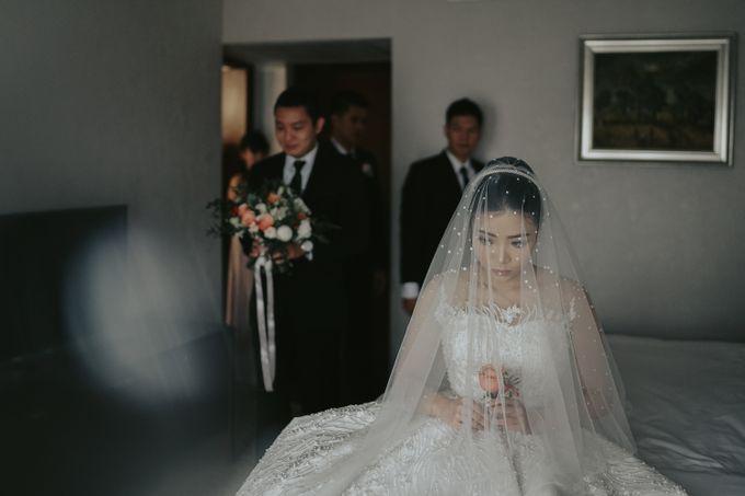 Quelene & Willy Wedding at Aryaduta Hotel Jakarta by Hotel Aryaduta Jakarta - 014