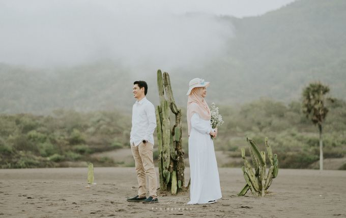 Prewedding moment afita by Aproject Photography Jogja - 004