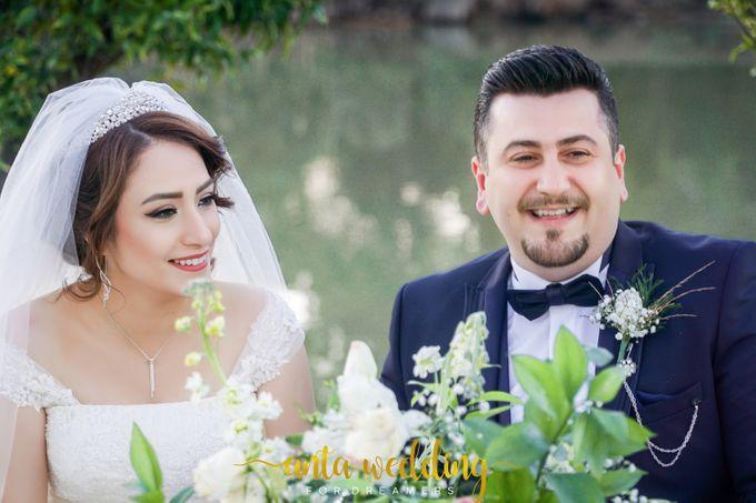 Wedding of Iraq Citizens in Antalya by Anta Organization Wedding & Event Planner - 013