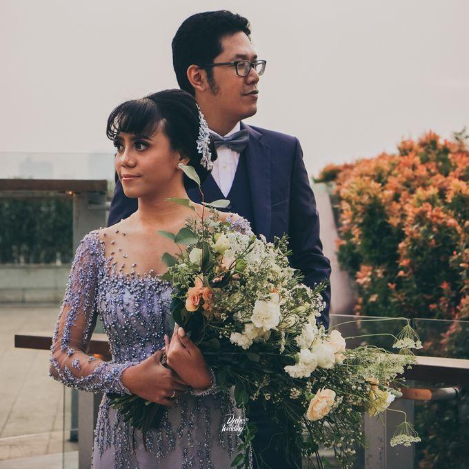 Hyatt OnFive Micro Wedding Dhea & Ramda by diskodiwedding - 001