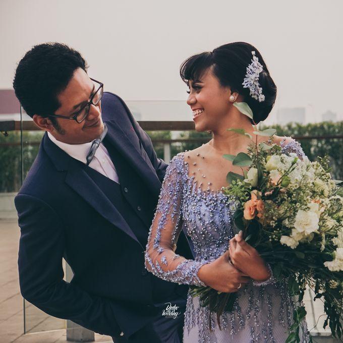 Hyatt OnFive Micro Wedding Dhea & Ramda by diskodiwedding - 007