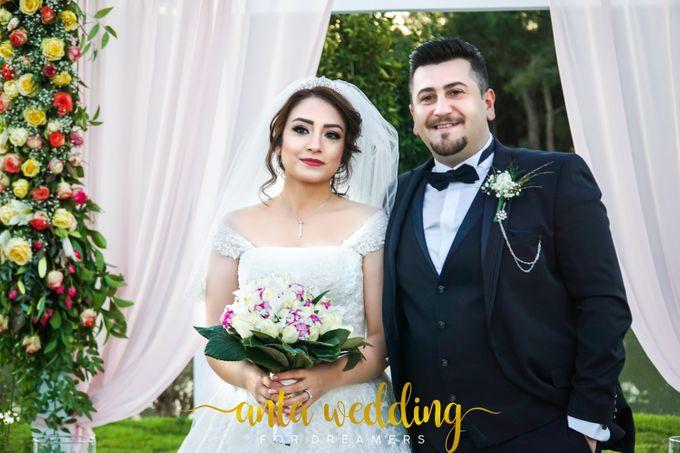 Wedding of Iraq Citizens in Antalya by Anta Organization Wedding & Event Planner - 014