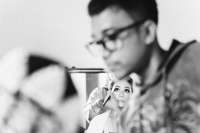 Arman & Alya Traditional Wedding Day by Venema Pictures - 010