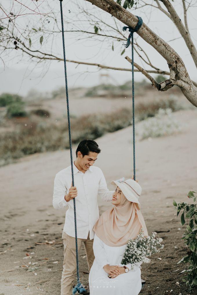 Prewedding moment afita by Aproject Photography Jogja - 005