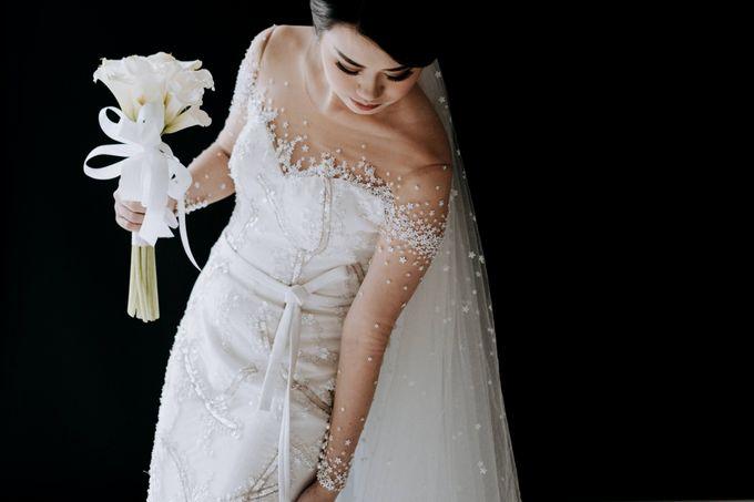 Raymond & Vanie Wedding Day by Keyva Photography - 026