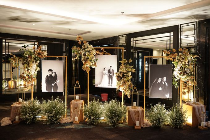 Adit & Wiwid Wedding At JHL Solitaire Serpong by Fiori.Co - 007