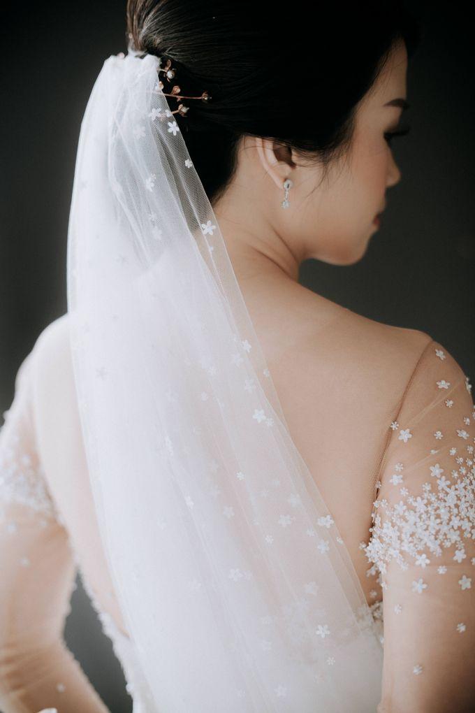 Raymond & Vanie Wedding Day by Keyva Photography - 027
