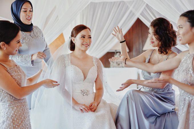 Dicky & Chelsea Wedding Day by Vivi Valencia - 022