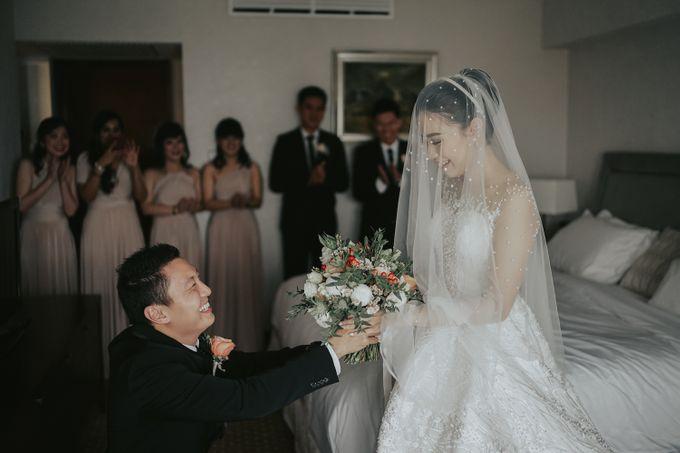 Quelene & Willy Wedding at Aryaduta Hotel Jakarta by Hotel Aryaduta Jakarta - 015