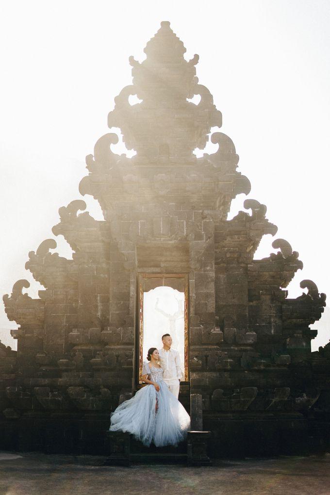Prewedding of Maria & Jamie by Mata Zoe - 002
