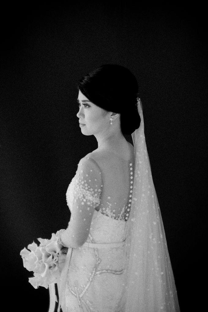 Raymond & Vanie Wedding Day by Keyva Photography - 028
