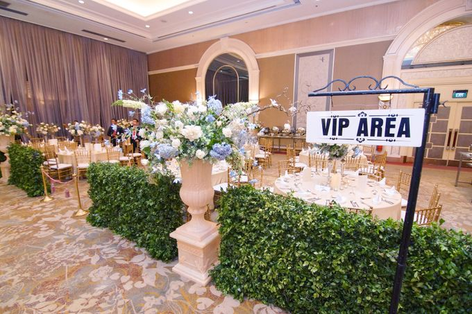 A WEDDING AT SHANGRI LA by AIRY - 002