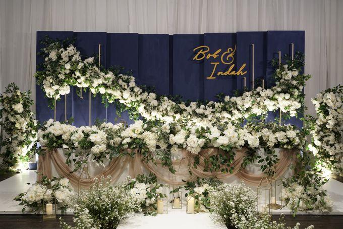 Bob & Indah Wedding At Ramayana Kempinski Hotel by Fiori.Co - 003