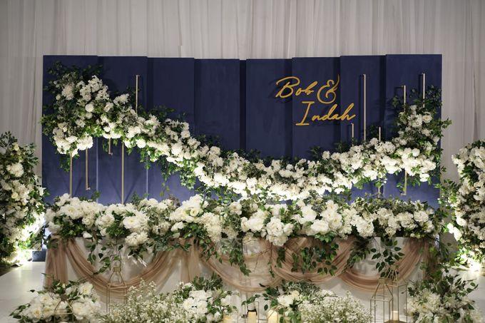 Bob & Indah Wedding At Ramayana Kempinski Hotel by Fiori.Co - 005