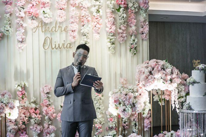 Wedding of ANDRE & OLIVIA by JW Marriott Hotel Surabaya - 003
