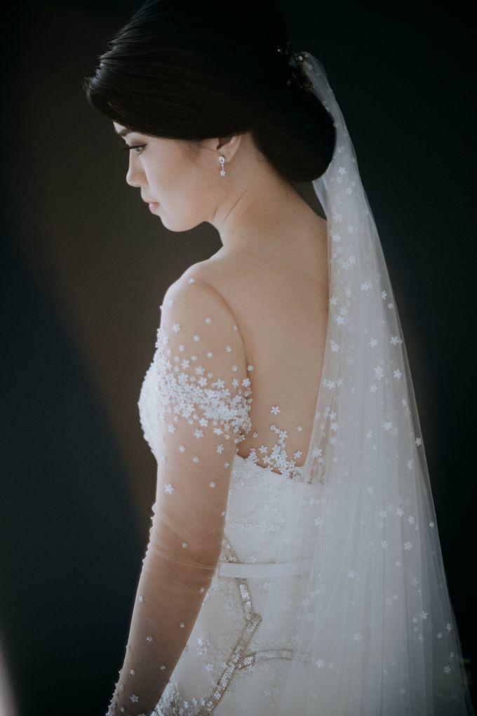 Raymond & Vanie Wedding Day by Keyva Photography - 029