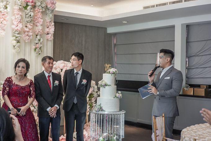 Wedding of ANDRE & OLIVIA by JW Marriott Hotel Surabaya - 002