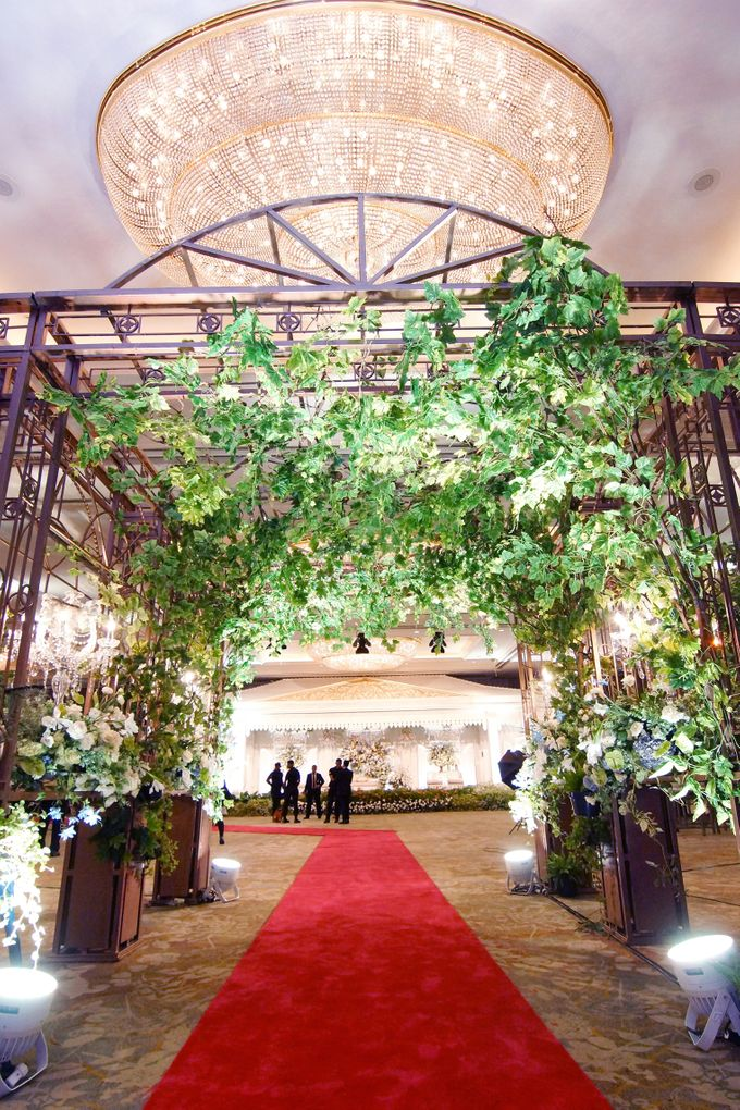 A WEDDING AT SHANGRI LA by AIRY - 003