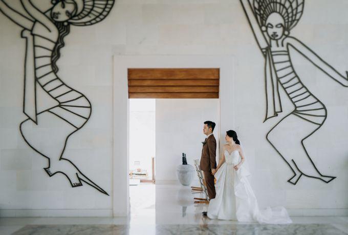 Bali Wedding of Dennis & Megan by Lentera Wedding - 032