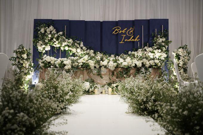 Bob & Indah Wedding At Ramayana Kempinski Hotel by Fiori.Co - 001