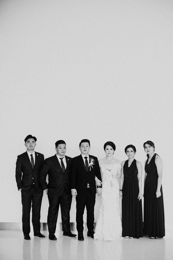Raymond & Vanie Wedding Day by Keyva Photography - 030