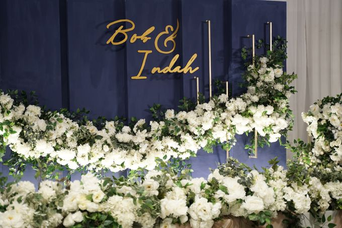 Bob & Indah Wedding At Ramayana Kempinski Hotel by Fiori.Co - 010