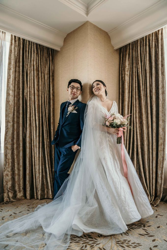 BOBBY & CHELSEA at Hotel Mulia by Focus Production - 006