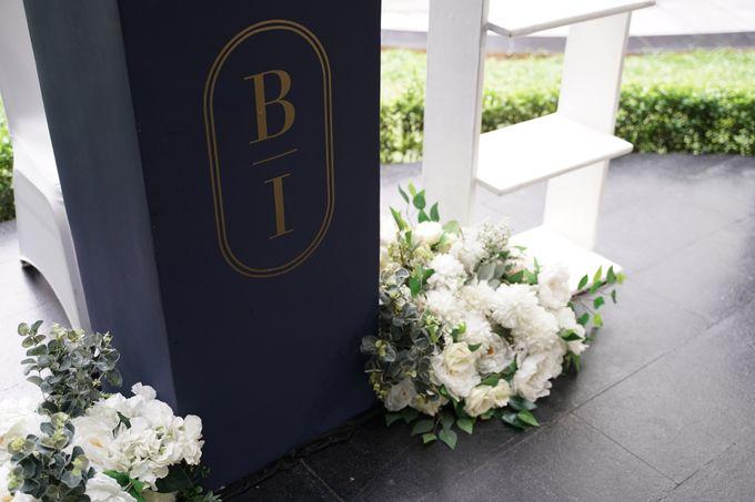Bob & Indah Wedding At Ramayana Kempinski Hotel by Fiori.Co - 009