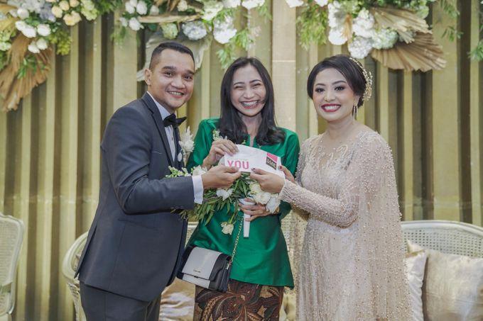 Wedding Randy & Andin by UK International Jakarta - 016