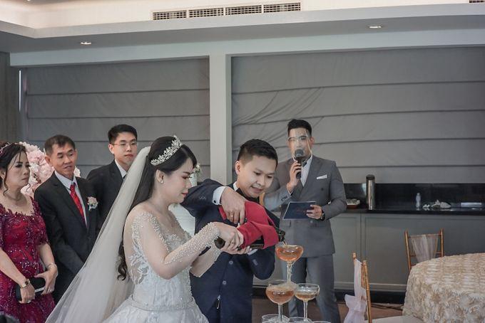 Wedding of ANDRE & OLIVIA by JW Marriott Hotel Surabaya - 006