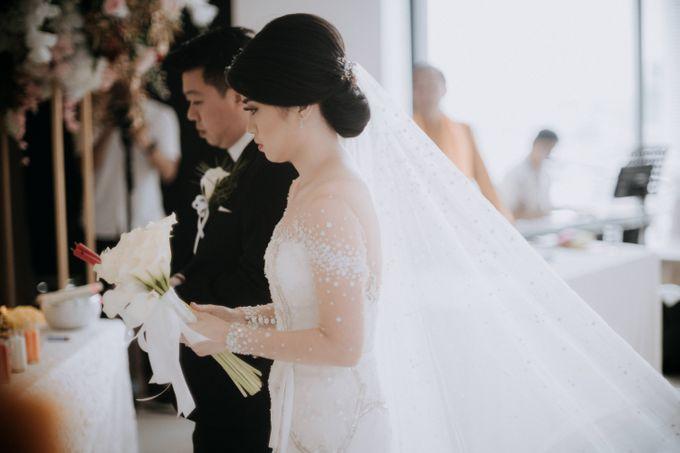 Raymond & Vanie Wedding Day by Keyva Photography - 031