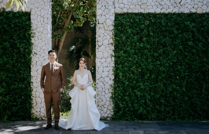 Bali Wedding of Dennis & Megan by Lentera Wedding - 033