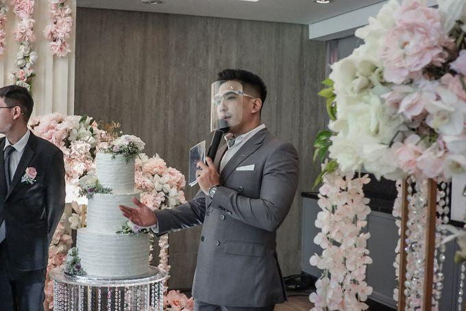 Wedding of ANDRE & OLIVIA by JW Marriott Hotel Surabaya - 009