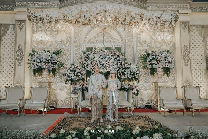 GEDUNG ANTAM WEDDING OF WINNIE & ANAS by alienco photography - 028