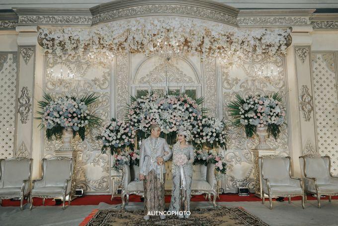 GEDUNG ANTAM WEDDING OF WINNIE & ANAS by alienco photography - 029