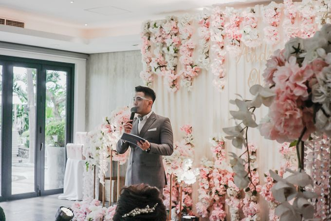 Wedding of ANDRE & OLIVIA by JW Marriott Hotel Surabaya - 007
