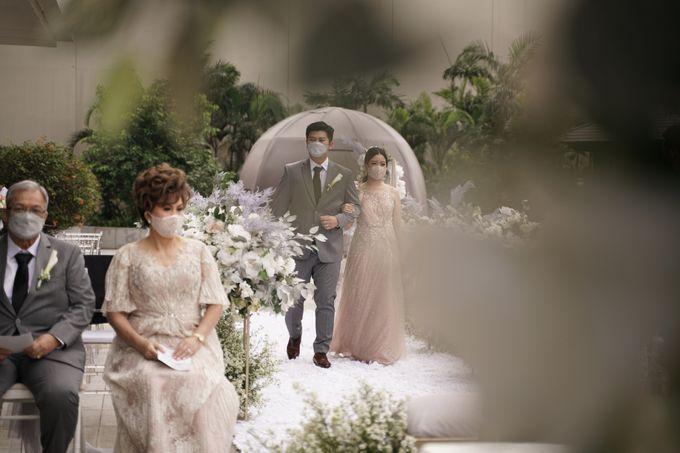 Hendrik & Magda Holy Matrimony At Fairmont Hotel by Fiori.Co - 013