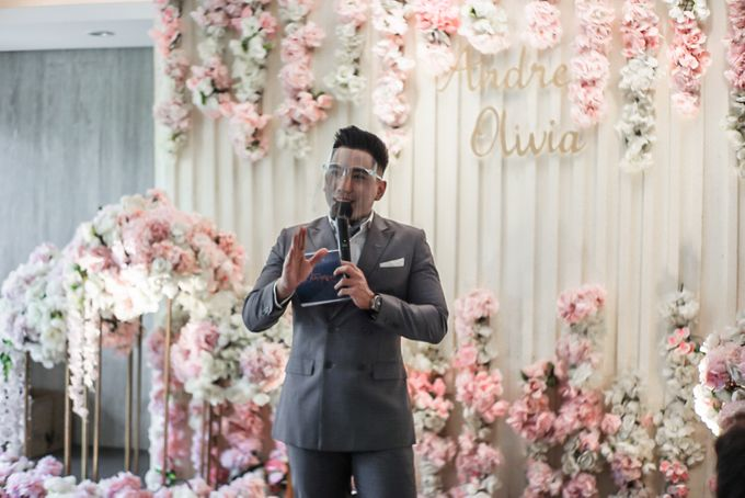 Wedding of ANDRE & OLIVIA by JW Marriott Hotel Surabaya - 001