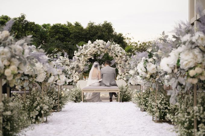 Hendrik & Magda Holy Matrimony At Fairmont Hotel by Fiori.Co - 014