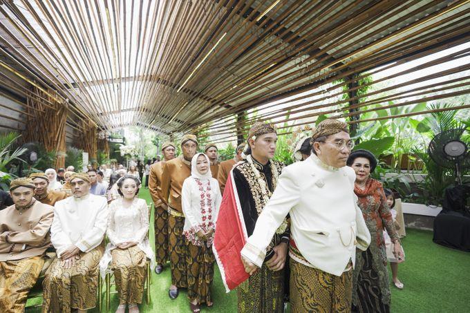 From Wedding Ceremony Randy & Andin by UK International Jakarta - 005