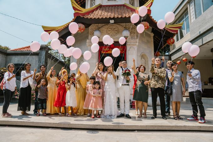 The Wedding of Hendri & Lucy by Miracle Wedding Bali - 013