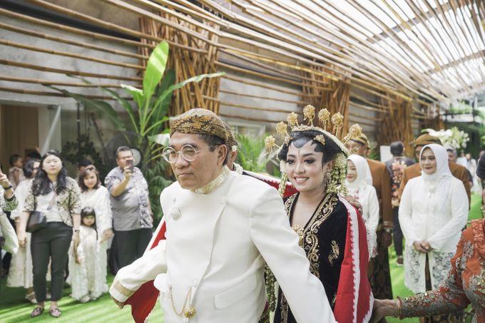 From Wedding Ceremony Randy & Andin by UK International Jakarta - 006