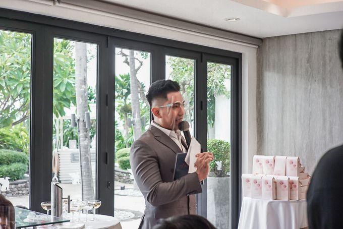 Wedding of ANDRE & OLIVIA by JW Marriott Hotel Surabaya - 004