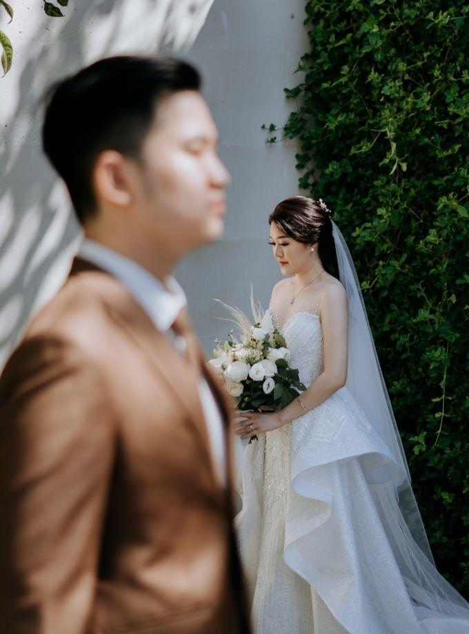 Bali Wedding of Dennis & Megan by Lentera Wedding - 035